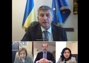 Правительство и парламент активизируют усилия для присоединения Украины к промышленному безвизу