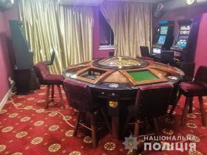 Запоріжжя: Власникам казино не пощастило