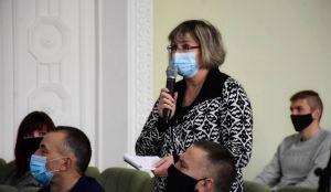 Чернигов: Хотят знать —  когда будет вакцина