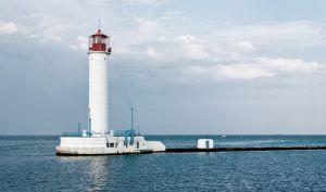 Одесса: Воронцовский маяк — с обновками