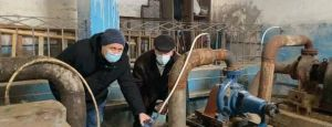 Херсонщина: Проблемы с водой иногда вопиющие