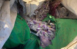 Сумы: Опасные отходы свозят в глубинку