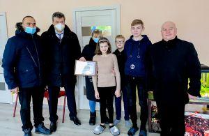 Житомирщина: Передноворічний подарунок для родини Демидчуків