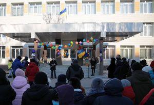 Луганщина: У Сєвєродонецьку школа з теплом