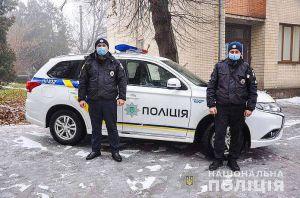 Буковина: Появилась очередная полицейская станция