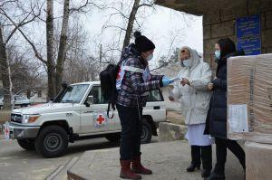 Луганщина: Надійшли кисневі концентратори