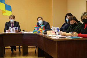 Донетчина: Определяли победителей конкурса педагогов