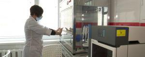 Сумы: Заработала антиковидная лаборатория