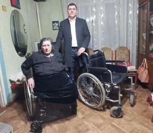 Житомирщина: Новий візок подарував друге життя