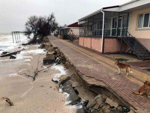 Запоріжжя: Азовський курорт руйнується