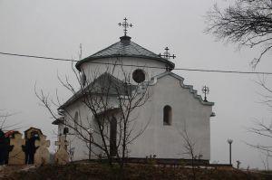 Волынь: Освятили храм на Красной Горе