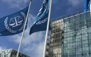 The International Criminal Court begins an investigation into war crimes in Donbas and the Crimea