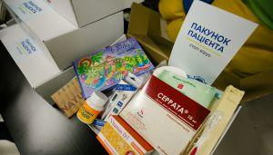 Вінниця: Готують «Пакунки пацієнта»