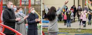Закарпатье: Стараниями депутатов обновлен детсад