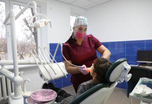 Запоріжжя: Похід до стоматолога став комфортним