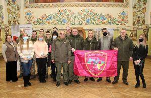 Полтава: Оборонці рідної землі не перевелися