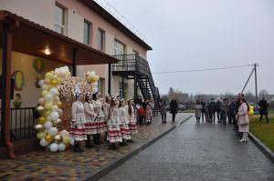 Волинь: «Росинка» відчинила двері вихованцям