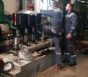 Полтавщина: Витрати на електроенергію зменшують завдяки модернізації