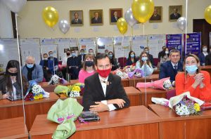 Молодых ученых Днепропетровщины проинвестировали