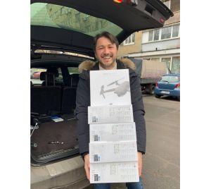 Львов: На пожертвование закупят квадрокоптеры