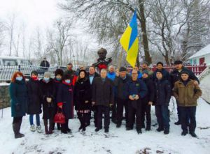 Черкасчина: Почтили память диссидента и публициста