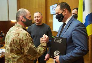 Ивано-Франковск: Осуществили мечты защитников