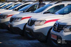 Донеччина: Медичні автівки поїхали в глибинку
