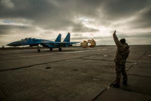 Полтавщина: Льотчики готувалися дати відсіч за будь-якої погоди