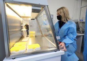 Во Львове открыли сверхсовременную лабораторию
