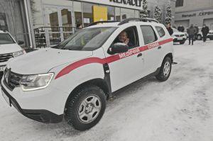 Черниговщина: Санитарные автомобили поедут  в глубинку