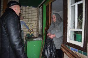 Полтавщина: Поздравили ветеранов социальной сферы