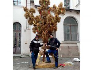 Львов: Дидух изготовили в музее