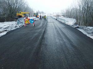 Сумщина: Міст відремонтували через шість  десятиліть