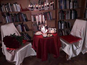 Ивано-Франковск: На романтическое свидание... в библиотеку
