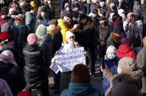 Буковина: Угрожают остановить движение
