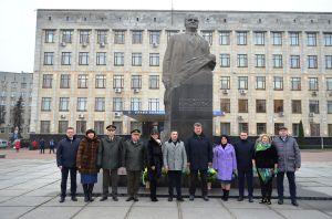 Житомир: Вшанували пам'ять геніального підкорювача космосу