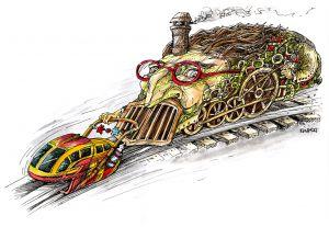 Жесткие «тормоза» для «локомотивов» промышленности