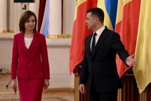 The beginning of new relations between Ukraine and Moldova