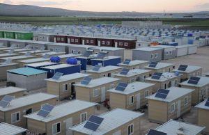 Тільки торік Туреччина побудувала на північному заході Сирії 14 тисяч будинків для біженців
