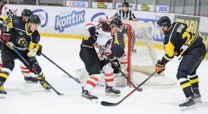 Турнирная хроника: Хоккей