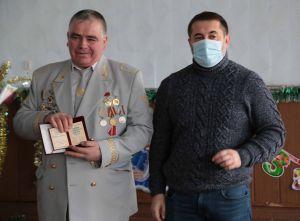 На Луганщине наградили шахтеров