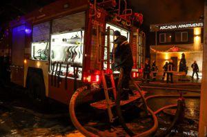 Одесса: В гостинице погибли люди