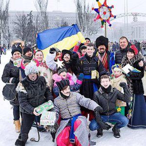 Запоріжжя: Козаки змагалися в обрядах