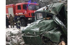 Львів: ДТП на полігоні