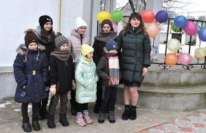 Житомирщина: Дитячий будинок сімейного типу справив входини