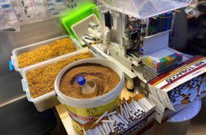Сумщина: Виявили «безакцизну» тютюнову фабрику