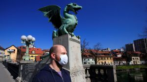 Словенія: Коронавірус почав відступати, заходи послаблено