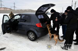 Донетчина: Силовики провели отработку  в прифронтовой зоне