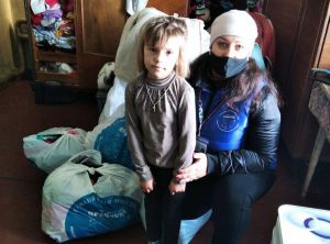 Луганщина: «Проліска» приходить на допомогу нужденним