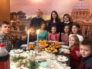 Осуществить мечту семьи, в которой воспитывают 11 детей